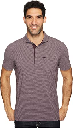 Prana - Pacer Short Sleeve Polo