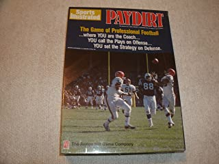 sports illustrated paydirt football game