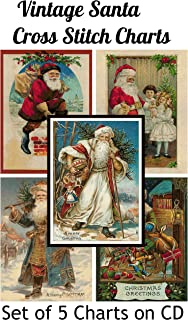 Best printable christmas cross stitch patterns Reviews