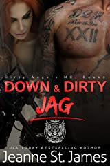 Down & Dirty: Jag (Dirty Angels MC Series Book 2) Kindle Edition