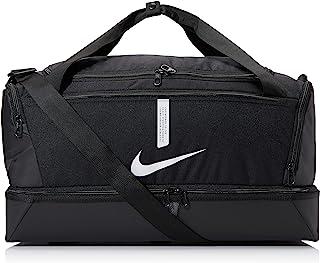 Nike, Academy Team, Football Sac Duffel Noir/Noir/Blanc