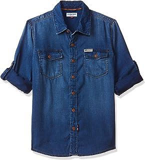 US Polo Association Boy's Regular Fit Shirt