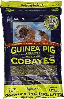 Guinea Pig Pellets Food, 5-Pound