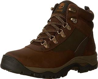 Timberland Women's Keele Ridge WP Leather Mid Winter Boot