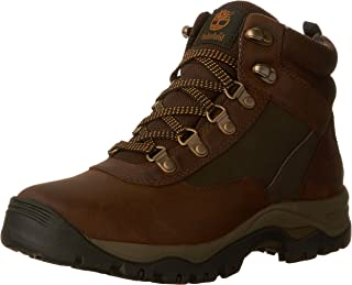 Timberland Women's Keele Ridge WP Leather Mid Winter Boot