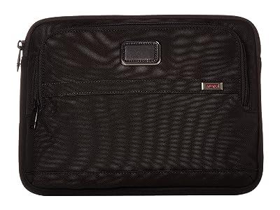 Tumi Alpha 3 Medium Laptop Cover (Black) Luggage
