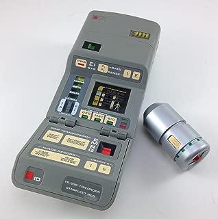 Star Trek Starfleet Medical Tricorder Collectors Series Edition