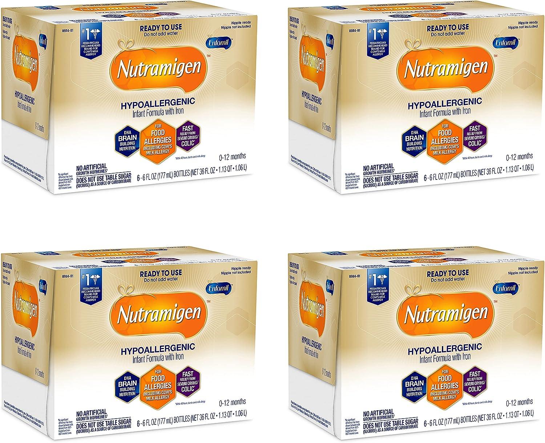 Enfamil Nutramigen Baby Formula Fo Max 74% OFF Chicago Mall Free Lactose Hypoallergenic