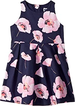 Sleeveless Floral Dress (Toddler/Little Kids/Big Kids)