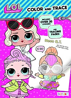 Best lol dolls to color Reviews