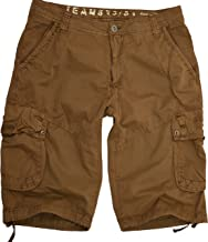 STONE TOUCH Mens Military-Style Cargo Shorts #1104s