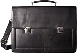 Scully - Willam Italian Leather Laptop Brief