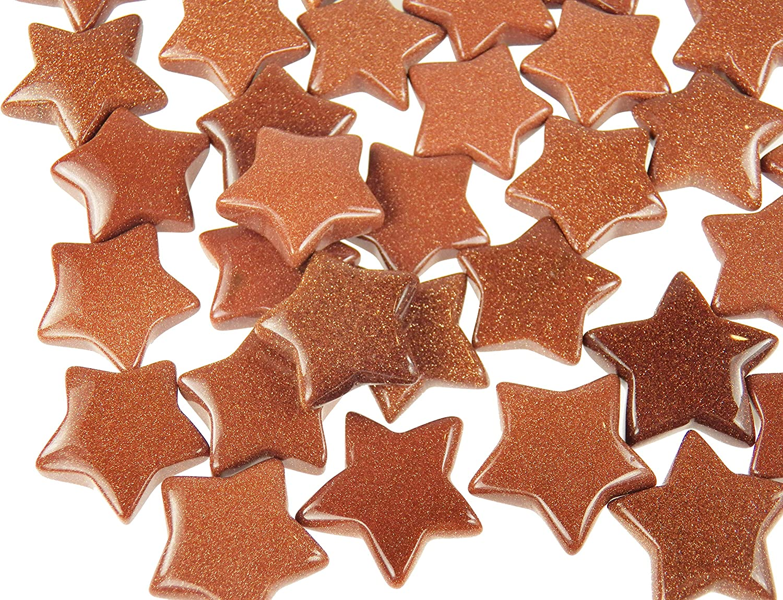 Free Shipping New Fundamental Rockhound Products: 1031-L Gemstone Goldstone Star Max 49% OFF