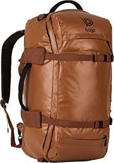 Carry on Traveling Backpack Duffle Bag - 3 Way Duffel Backpack for Travel & Sports - Waterproof Heavy Duty Gear Bag for Men & Women