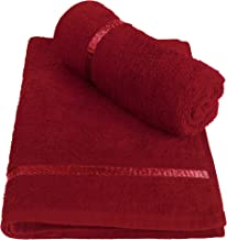 Story@Home Hand Towel (Wine Red)