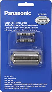 Panasonic WES9079P Men's Electric Razor Replacement Inner Blade & Outer Foil Set
