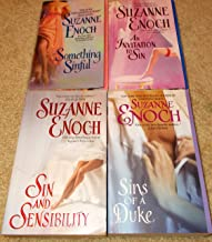 Griffin Family/ Sins and Sensibilty, An Invitation to Sin, Something Sinful, Sins of a Duke (Griffin Family series, volume 1-2-3-4)