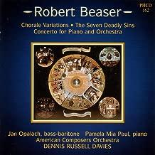 robert beaser composer