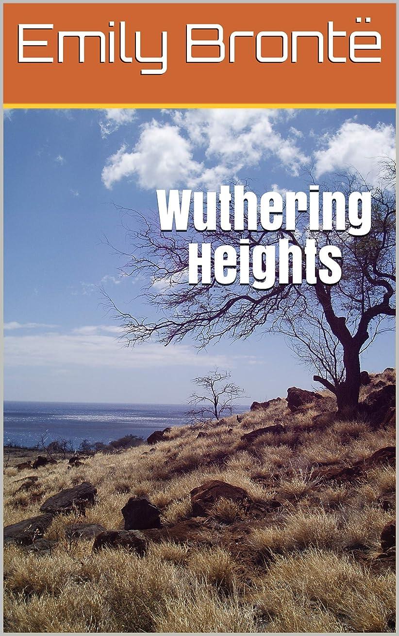 政策チャペル出費Wuthering Heights (English Edition)