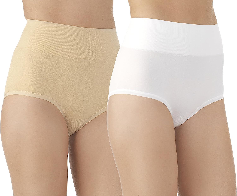 Vassarette Las Vegas Mall Women's Comfortably Smooth Panty Brief 2-Pack 13274 Washington Mall