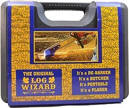 Log Wizard Debarking Tool, Model# LogW-4000 with Hard Case