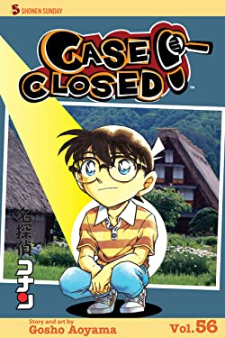 Case Closed, Vol. 56: Season of the Witch