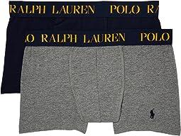 Polo Ralph Lauren - Cotton Comfort Blend 2 Pouch Trunks