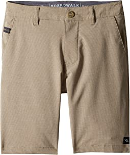 Rip Curl Kids Mirage Phase Boardwalk Shorts (Big Kids)