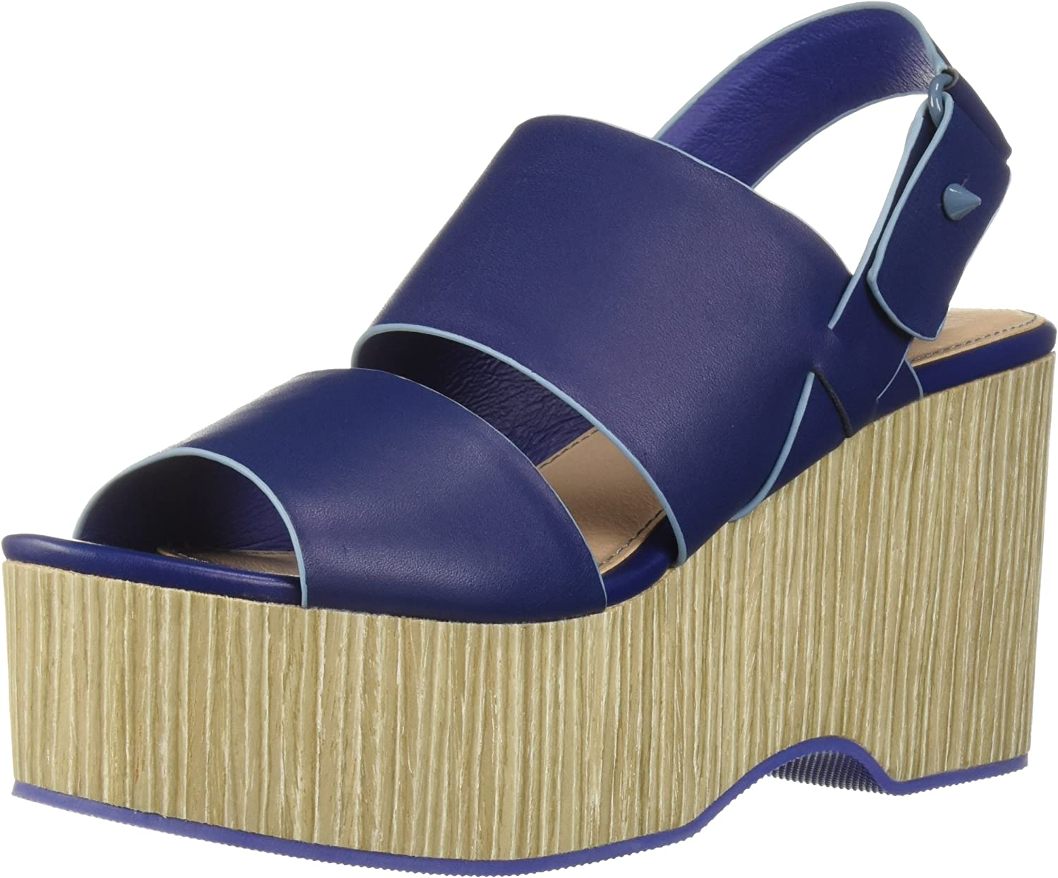 KELSI Today's only DAGGER BROOKLYN Women's Mail order Nash Sandal Heeled