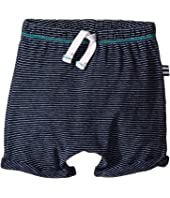 Splendid Littles - Indigo Striped Jogger Shorts (Infant)