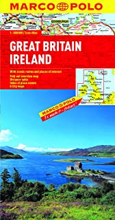Great Britain/Ireland Marco Polo Map (Marco Polo Maps)