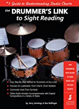 The Drummer's Link to Sight Reading - #1 Guide to Understanding Studio Charts (Book/Online Audio)