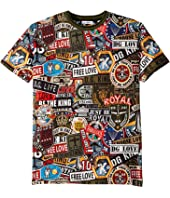 Dolce & Gabbana Kids - D&G Army T-Shirt (Big Kids)