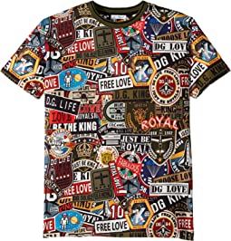 D&G Army T-Shirt (Big Kids)