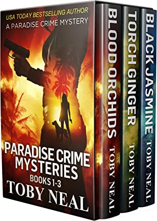 Paradise Crime Mysteries Box Set: Books 1-3 (English Edition)