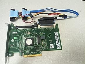 DELL E2K-UCS-61 SAS 6i RAID PCIe controller & NP007 tray