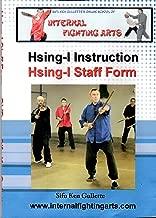Hsing-I Staff Form DVD - Xingyi Staff