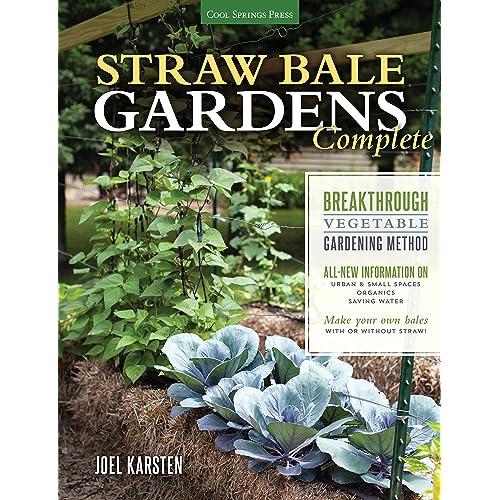 96956c9fa0 Straw Bale Gardens Complete  Joel Karsten  0884590159207  Amazon.com  Books