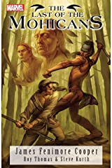 Marvel Illustrated: The Last Of The Mohicans (Marvel Illustrated: Last of the Mohicans (2007)) (English Edition) eBook Kindle