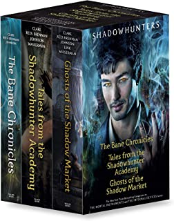 The Shadowhunters Slipcase