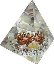 Metayantra White Tara Mantra Citrine 12 Vortex Pyramid