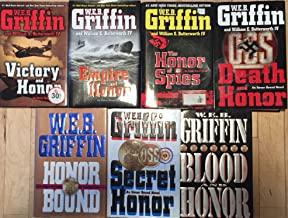 Honor Bound Hardcover Series Set by W.E.B. Griffin 7 Books