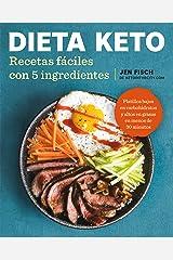 Dieta Keto: Recetas fáciles con 5 ingredientes (Spanish Edition) Kindle Edition