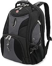 SwissGear Travel Gear 1900 Scansmart TSA Laptop Backpack - Gray