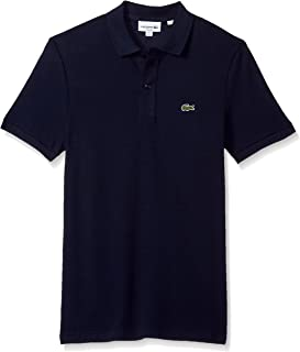 Men's Classic Pique Slim Fit Short Sleeve Polo Shirt