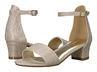 Nine West Kids Eevah (Little Kid/Big Kid) (Gold Metallic Mesh) Girl
