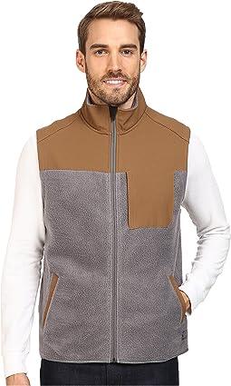 Brickland Fleece Vest