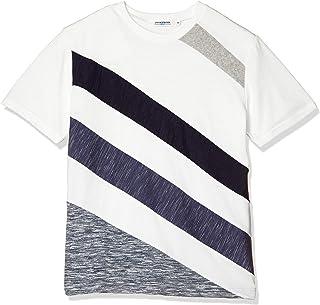 (ユニオンステーション)UNION STATION 異素材切り替えTシャツ M0801UTS12