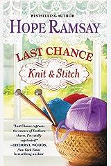 Last Chance Knit & Stitch Kindle Edition