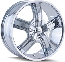 DIP Boost D69 Wheel with Chrome Finish (20x8.5